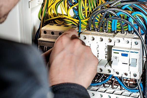 elektriker esbjerg el-installatør eltavle